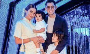 Sarah Lahbati to prioritize wedding before having another baby