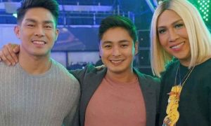 LOOK: Coco Martin finally meets Ion Perez
