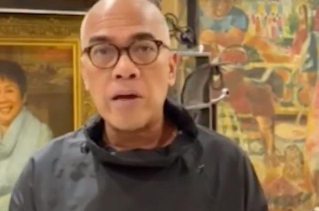 Tito Boy urges followers to self-quarantine amidst COVID ...